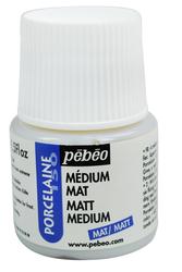 Pebeo - Su Bazlı Porselen Boya 150 Mat Medyum 45ml Şişe
