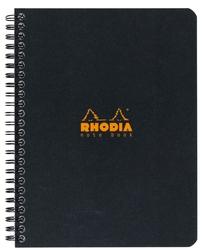 Rhodia - Basic 16x21cm Çi̇zgi̇li̇ Defter 80 Yaprak