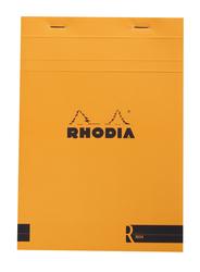 Rhodia - RHD BSC A5 ÇİZGİSİZ BLK TURNC KPK 90gr 70