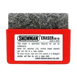 Snowman - Mıknatıslı Beyaz Tahta Silgisi