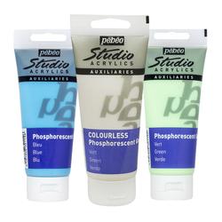 Pebeo - Studio Akrilik Boya Phosphorescent (Fosforlu)